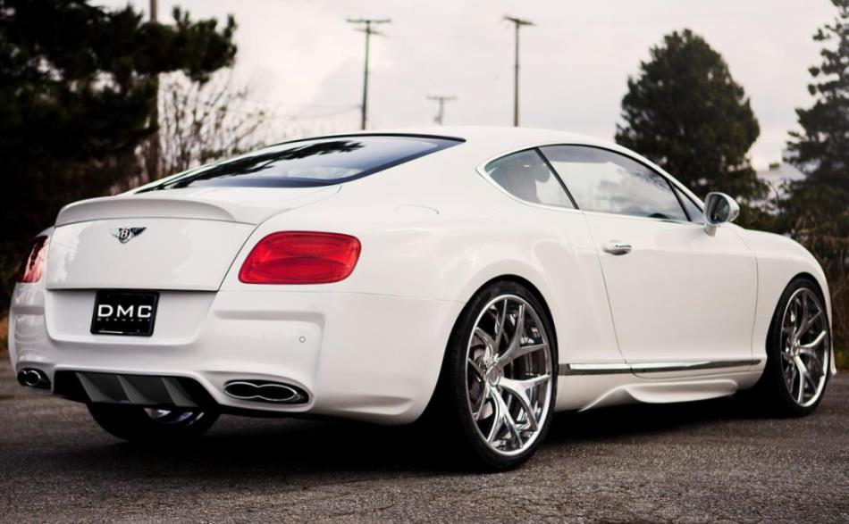 Фото обвеса Bentley Continental GT Coupe от DMC