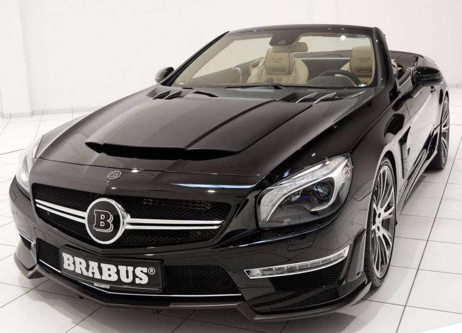 Mercedes SL65 AMG 2013 от Brabus