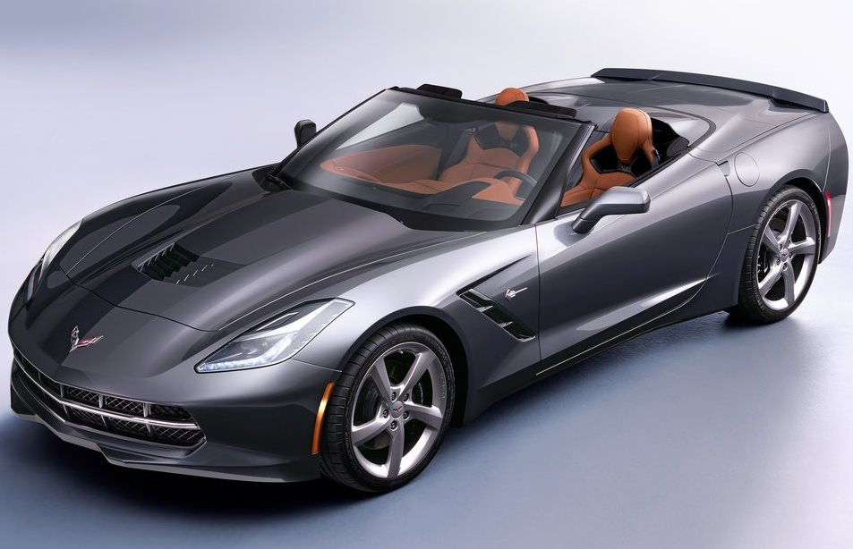 Chevrolet Corvette C7 Stingray Convertible 2014