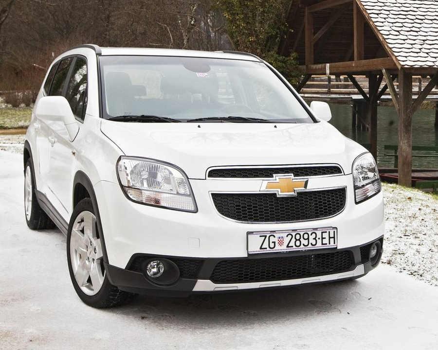 Chevrolet Orlando Дизель