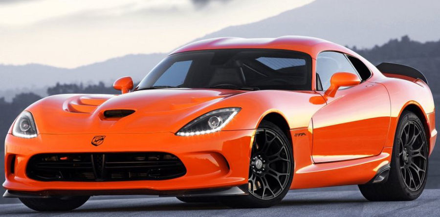 SRT Viper Time Attack 2014