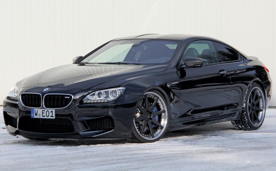 Тюнинг BMW M6 2013
