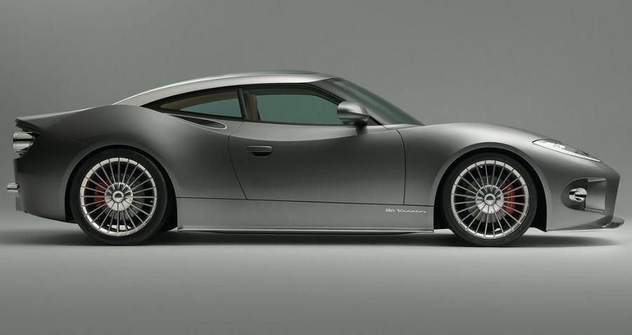 фото Spyker B6 Venator Concept 2013 сбоку