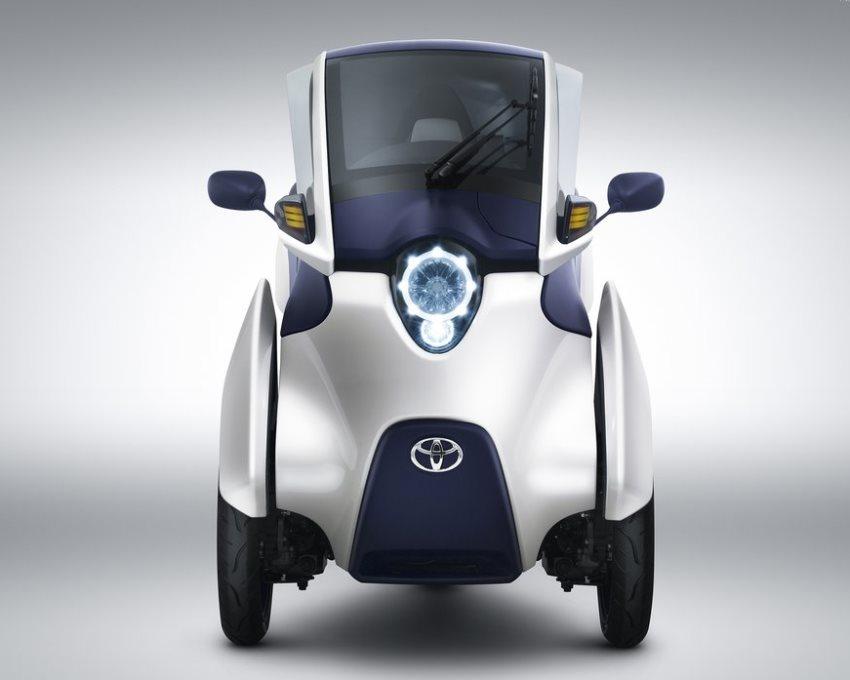 фото Toyota i-Road Concept 2013