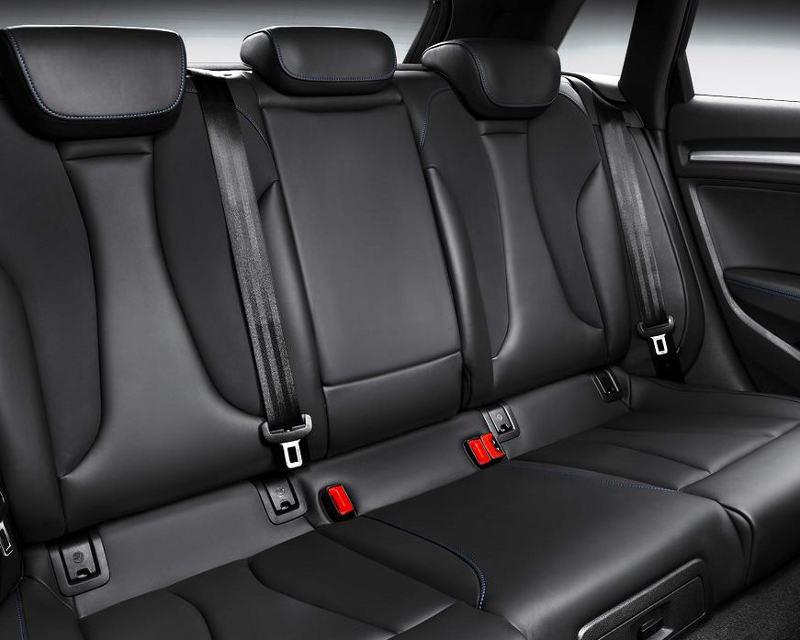 интерьер Audi A3 Sportback g-tron 2014