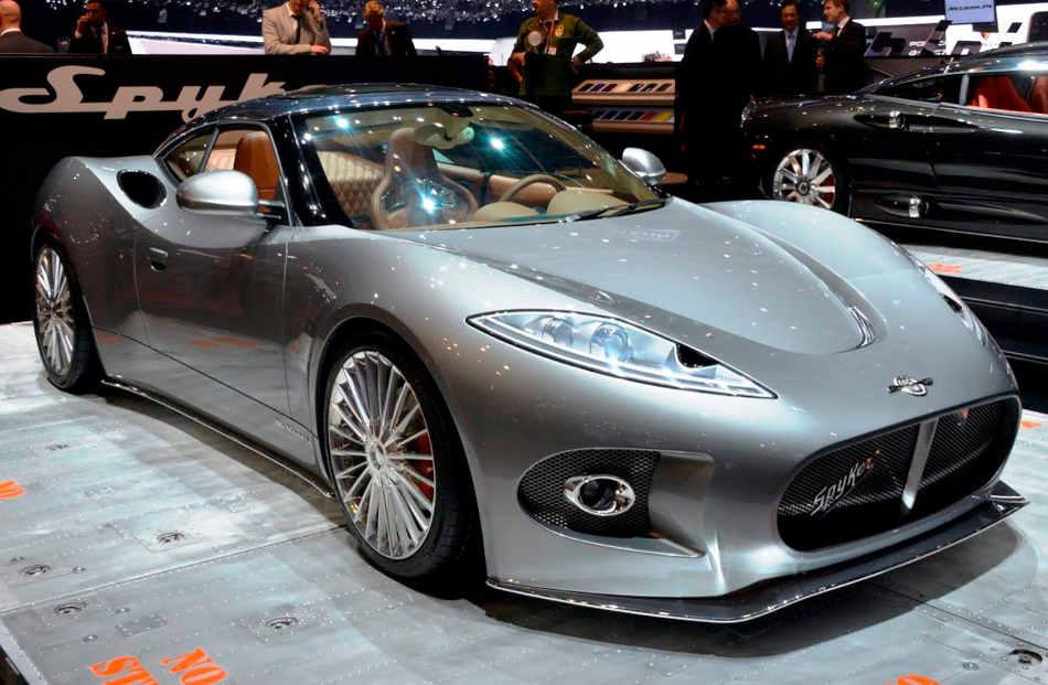 концепт Spyker B6 Venator 2013