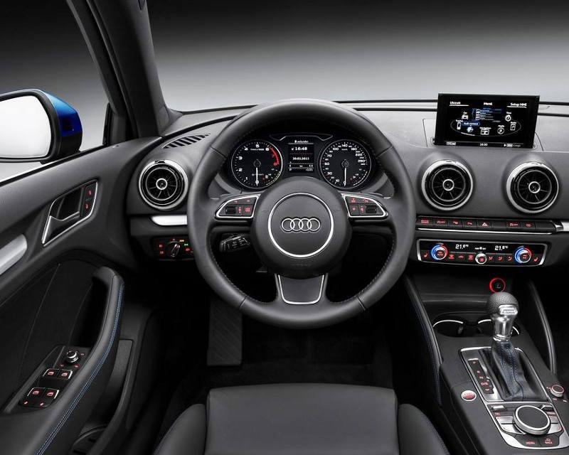 салон Audi A3 Sportback g-tron 2014