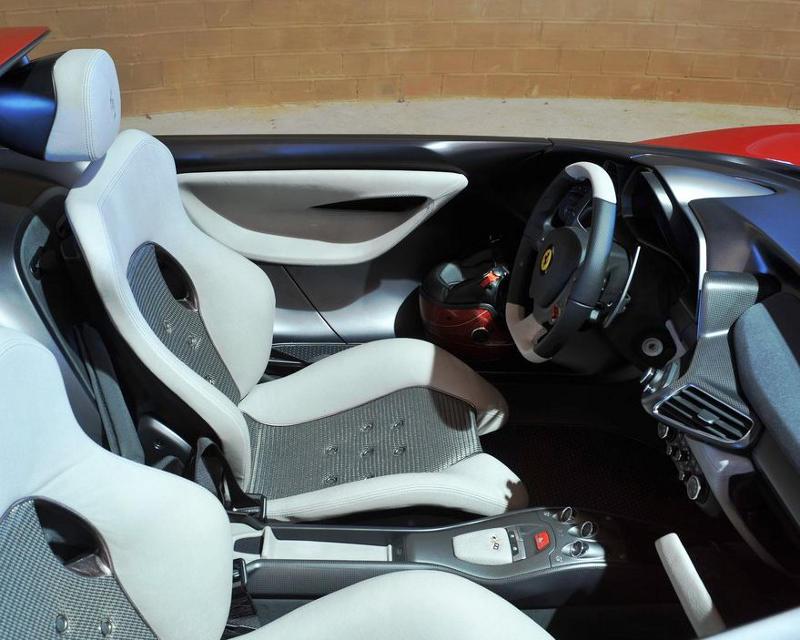 салон Ferrari Sergio