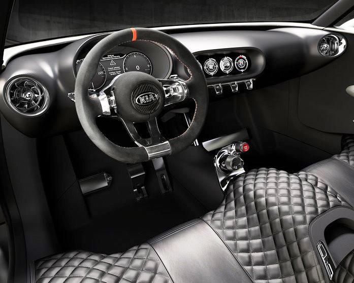 салон Kia Provo Concept 2013