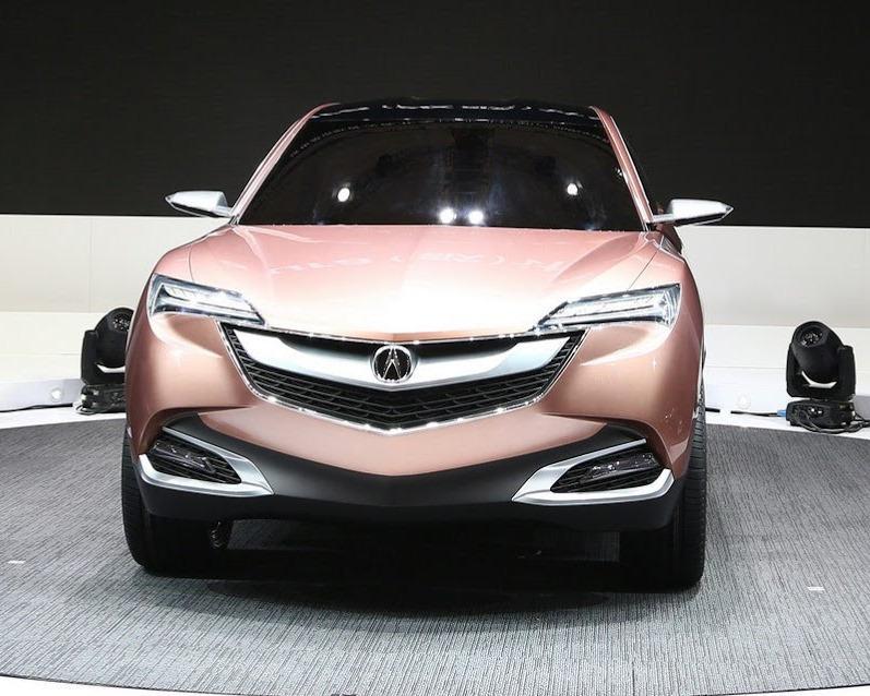 Acura SUV-X Concept 2013