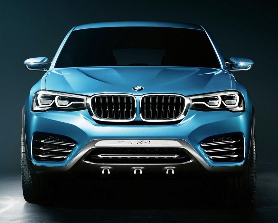 BMW X4 Concept 2014