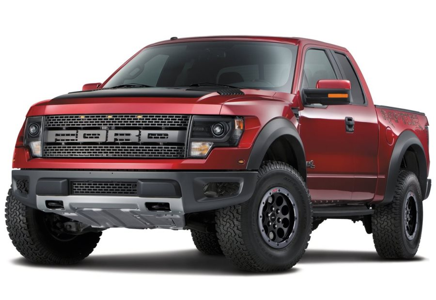 Ford F-150 SVT Raptor Special Edition 2014