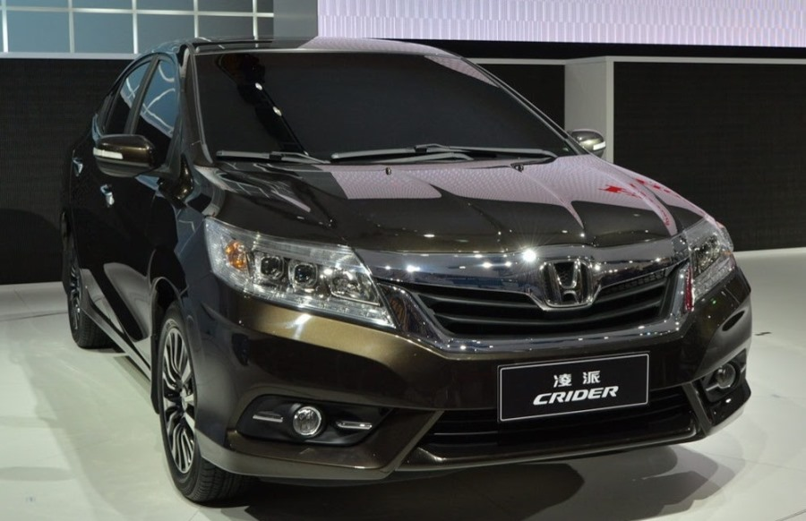 Honda Crider 2014