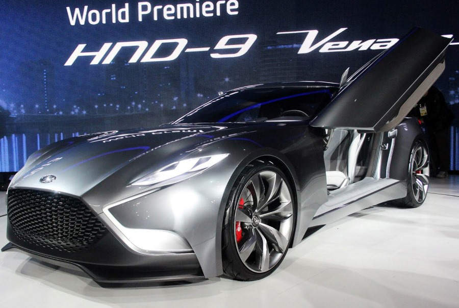 Hyundai HND-9 Concept 2013
