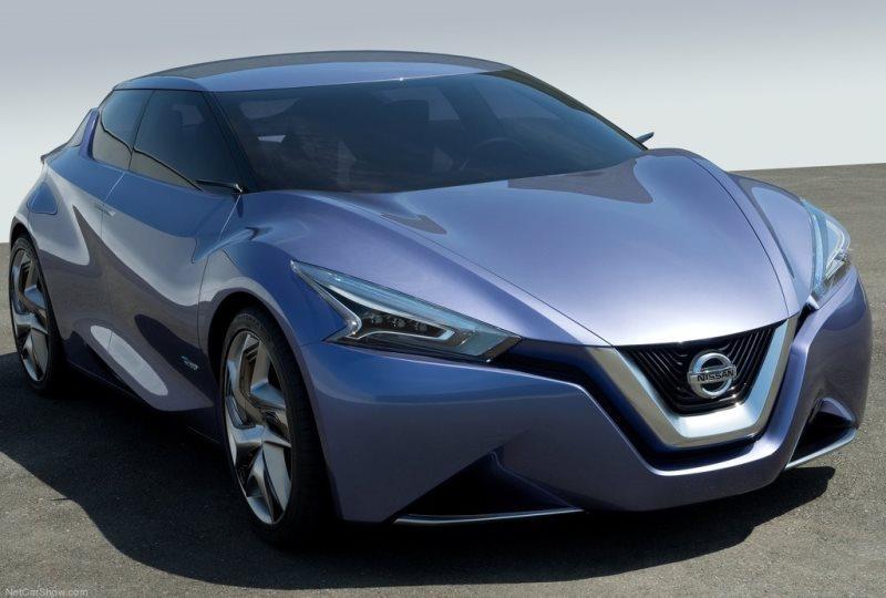 Концепт Nissan Friend-ME 2013
