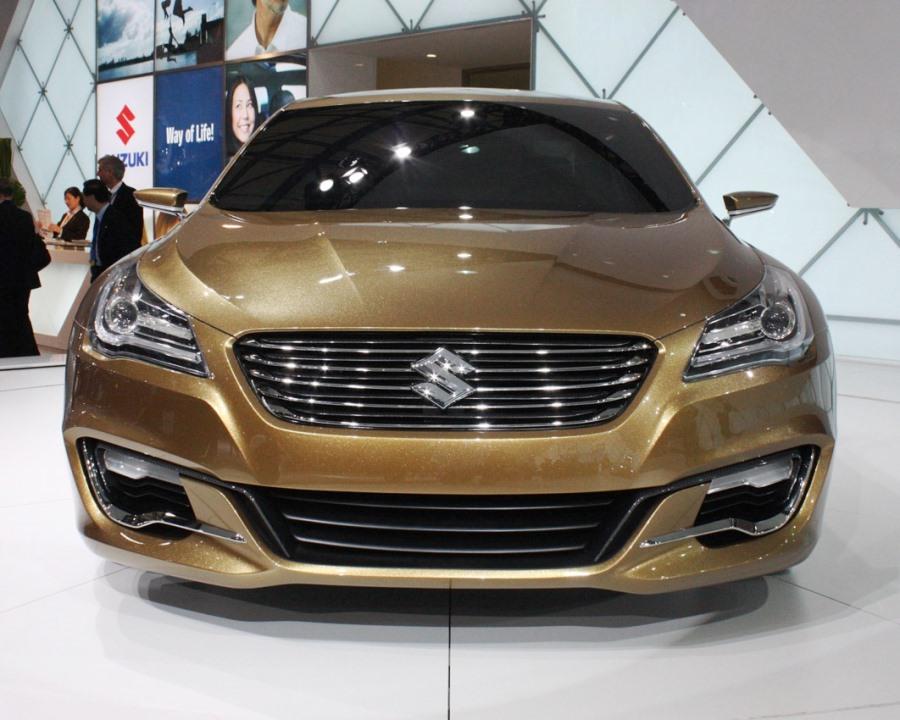 Концепт Suzuki Authentics 2013