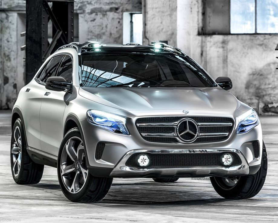 Mercedes india mercedes launches least expensive luxury for Mercedes benz gla class india
