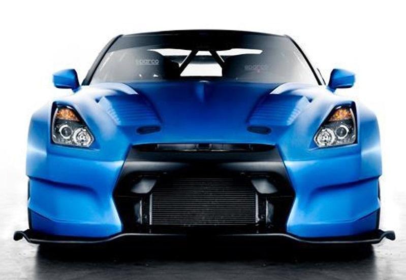 Nissan GT-R R35 из «Форсаж 6»