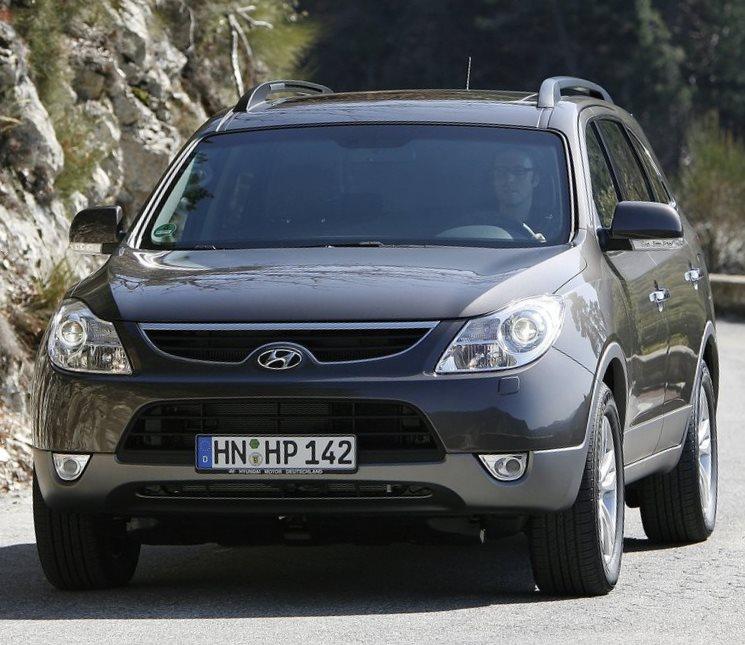 Отзывают Hyundai ix55 2011