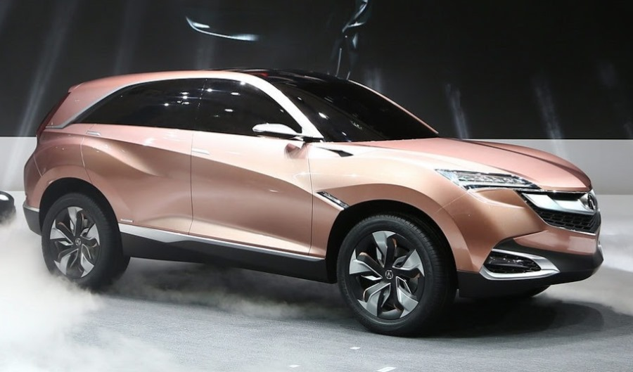 фото Acura SUV-X Concept 2013