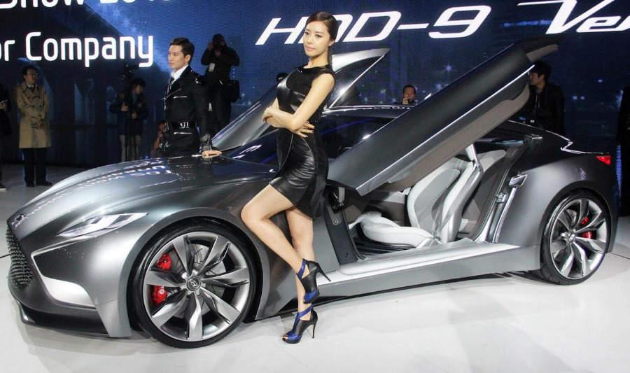 фото Hyundai HND-9 сбоку