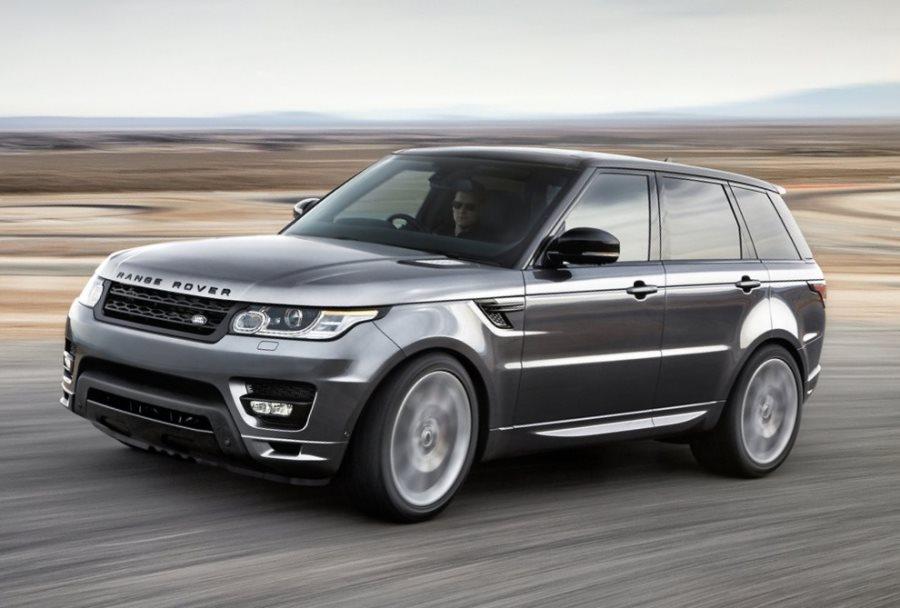 фото Range Rover Sport 2014 года