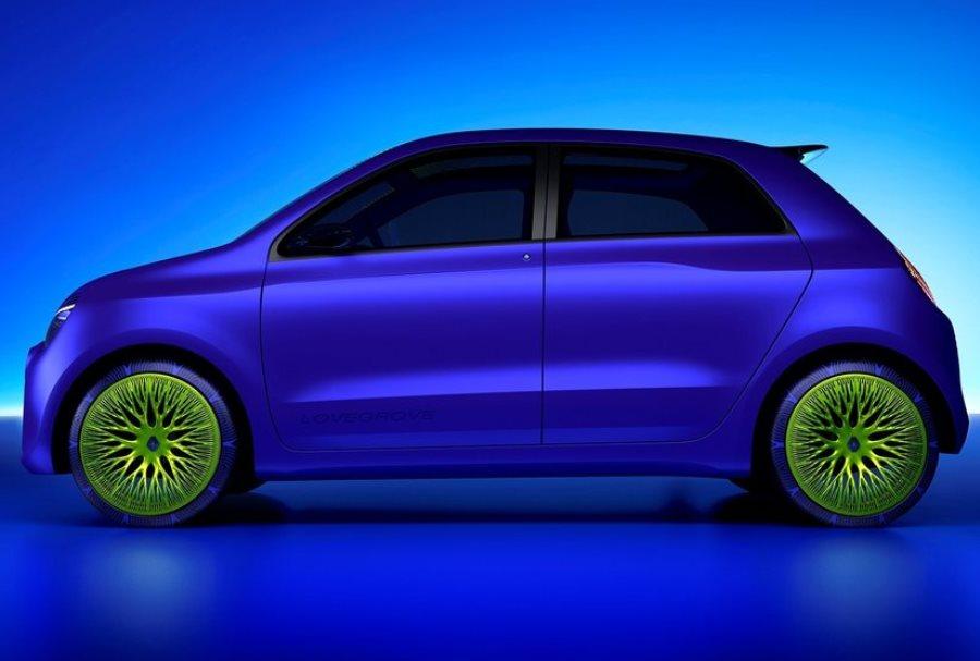 фото Renault Twin-Z Concept 2013 сбоку