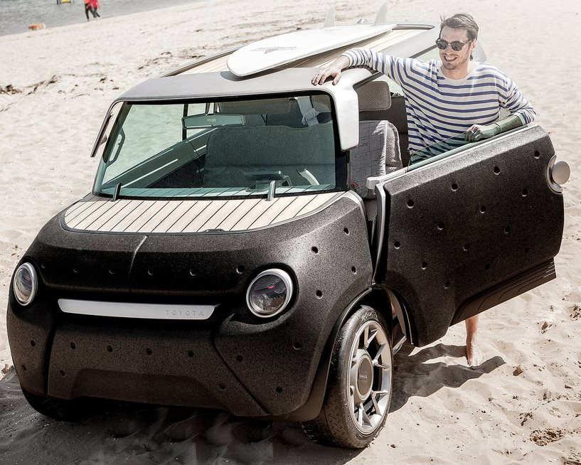 фото Toyota ME.WE Concept 2013