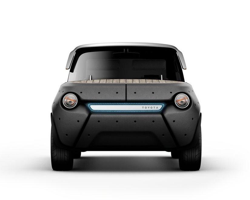 концепт Toyota ME.WE 2013