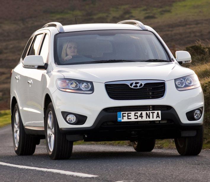 отзывают Hyundai Santa Fe 2010-2011