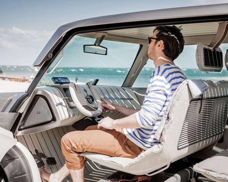 салон Toyota ME.WE Concept 2013
