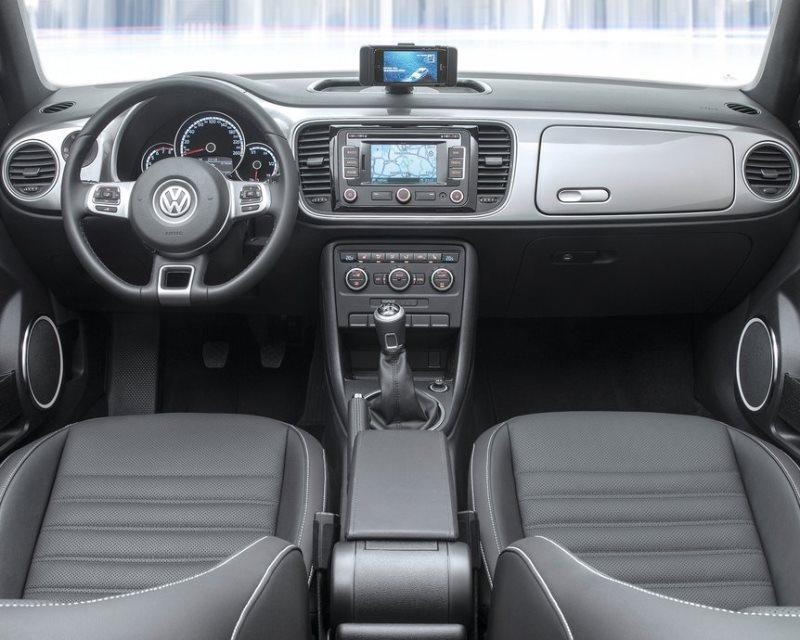 салон Volkswagen iBeetle