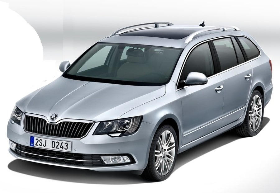 skoda superb 2014 autos weblog. Black Bedroom Furniture Sets. Home Design Ideas
