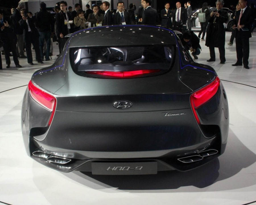 задние фонари Hyundai HND-9