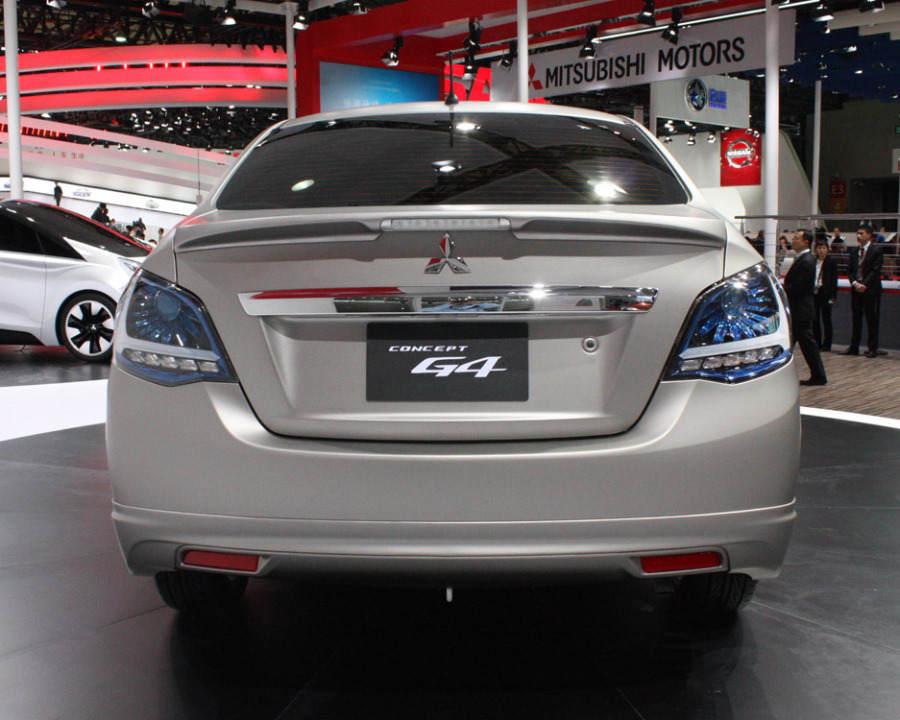 задние фонари Mitsubishi Concept G4