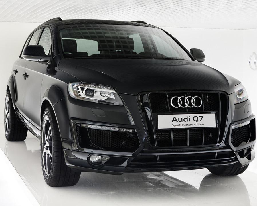 Audi Q7 Sport Quattro 2013