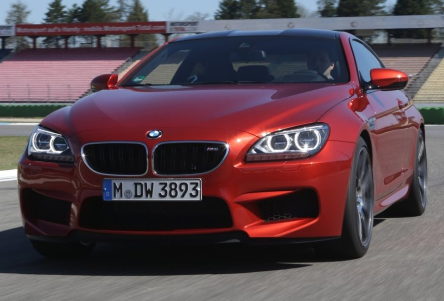 BMW M6 Coupe Competition Package 2014