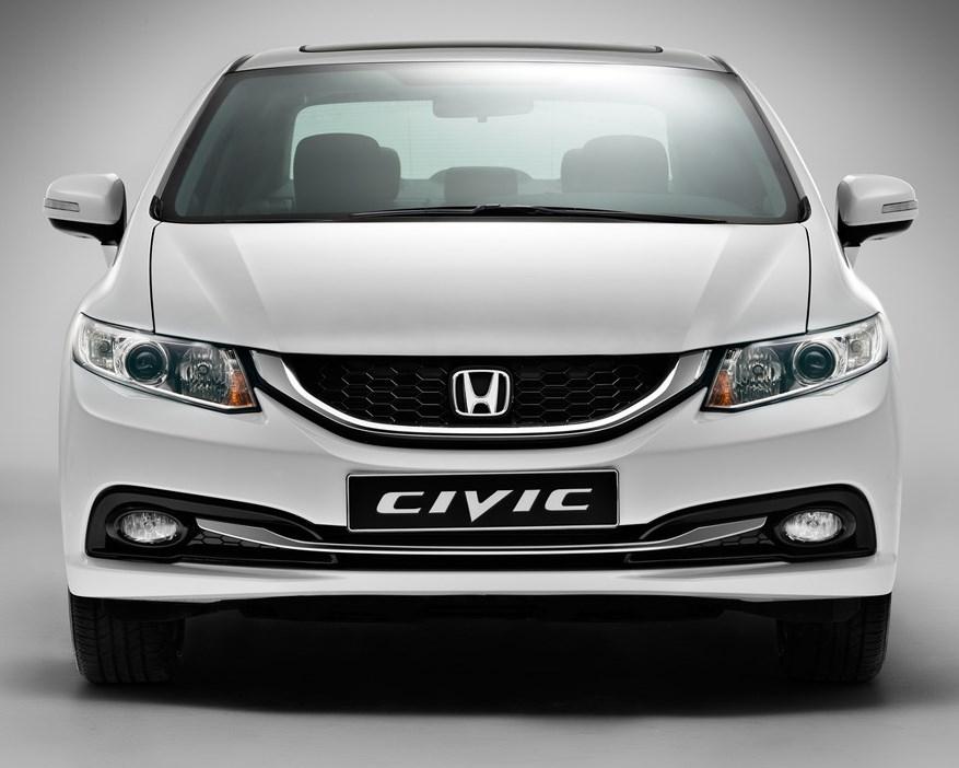Фото Honda Civic 4D 2013 модельного года