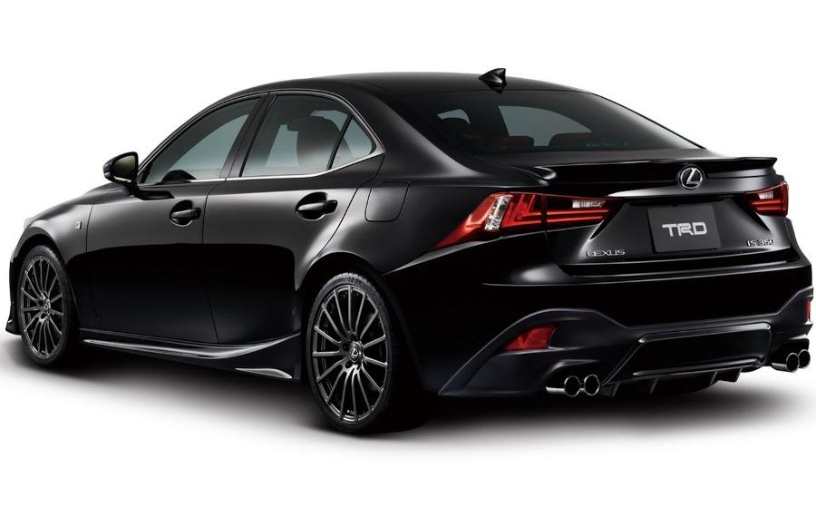 Lexus IS F Sport 2014 от TRD