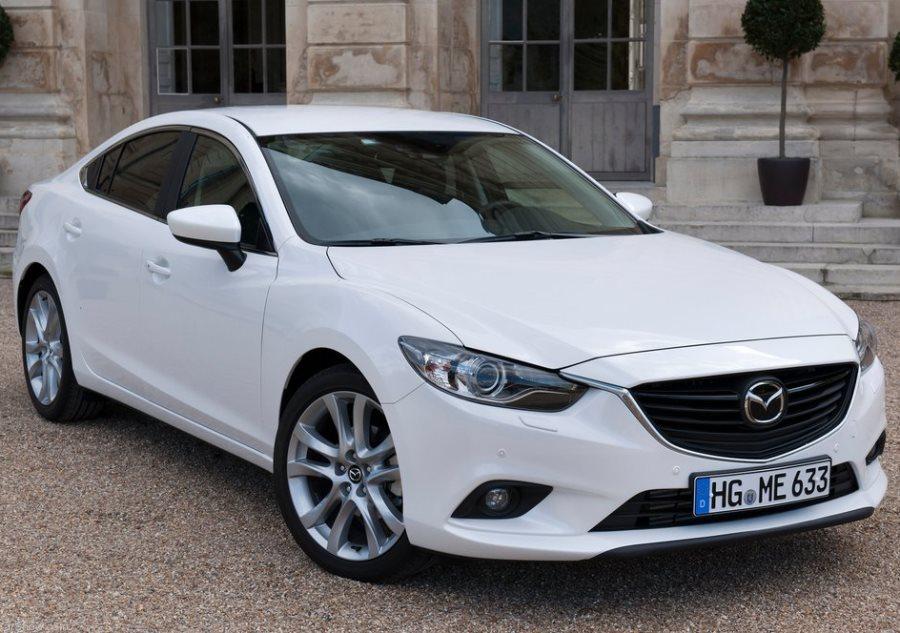 Mazda 6 2013 2.5