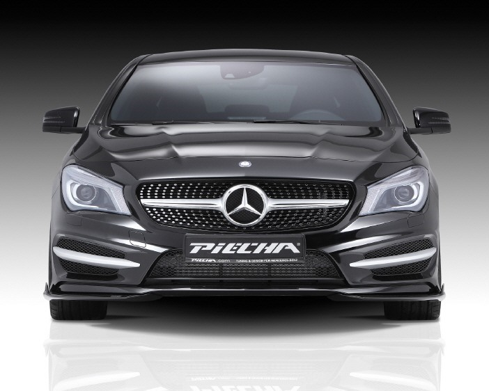 Mercedes CLA GT-R от Piecha Design