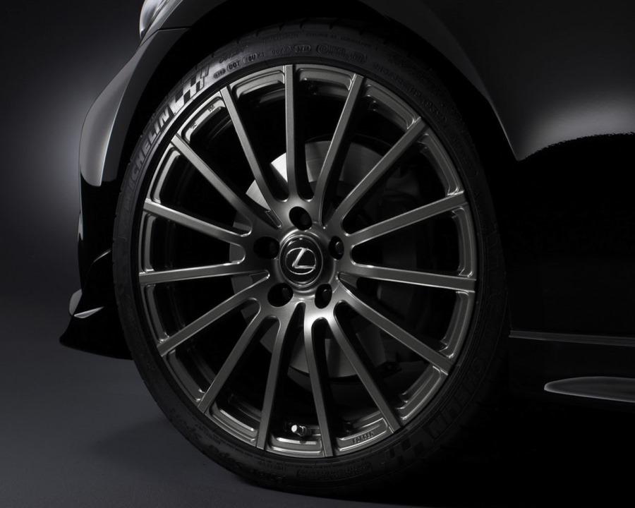 диски Lexus IS F Sport 2014 от TRD