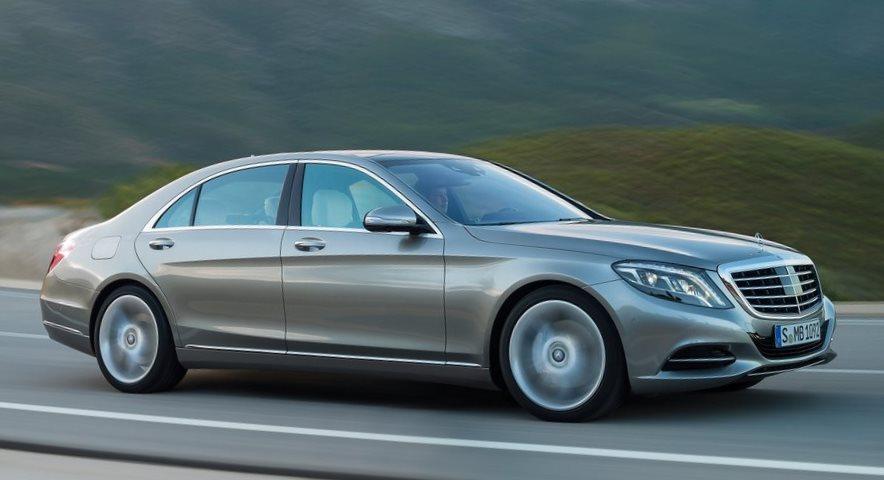 диски Mercedes S-Class W222 2014