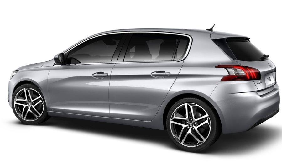 диски Peugeot 308 2014