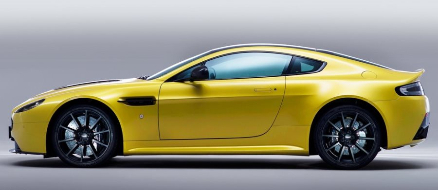 фото Aston Martin V12 Vantage S 2014 сбоку