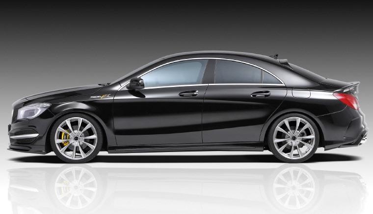 Mercedes CLA GT-R