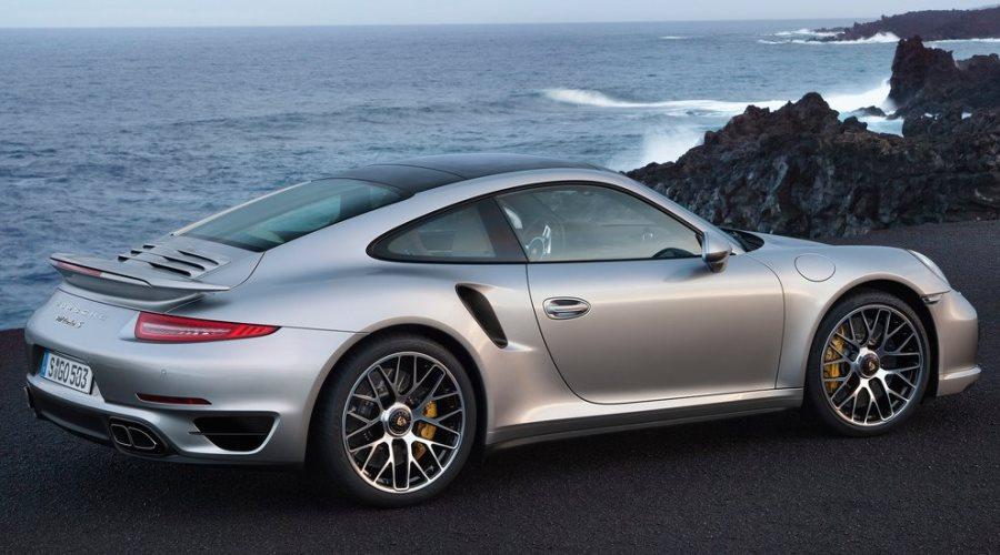 фото Porsche 911 Turbo S 2014