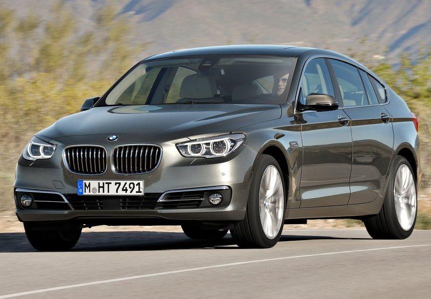 хэтчбек BMW 5-Series Gran Turismo 2014