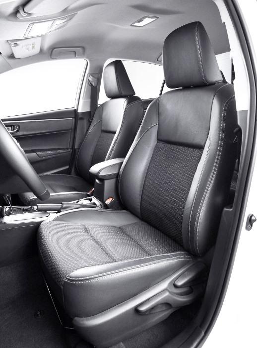 интерьер Toyota Corolla 2014