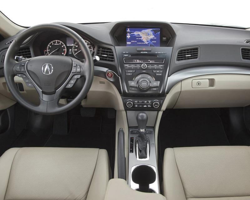 салон Acura ILX 2014